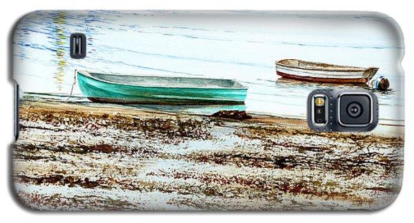Rocky Neck Runabout Skiff Galaxy S5 Case