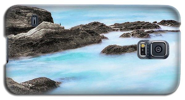 Rocky Ocean Galaxy S5 Case