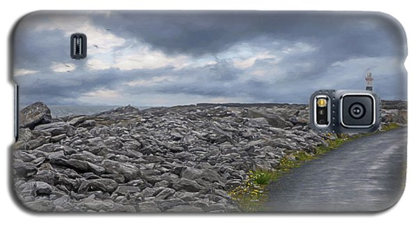 Rocky Road To The Lighthouse Galaxy S5 Case