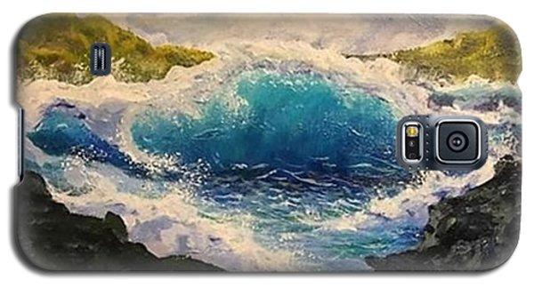Rocky Sea Galaxy S5 Case