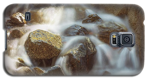 Rocky Water Galaxy S5 Case