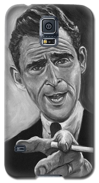Rod Serling Galaxy S5 Case