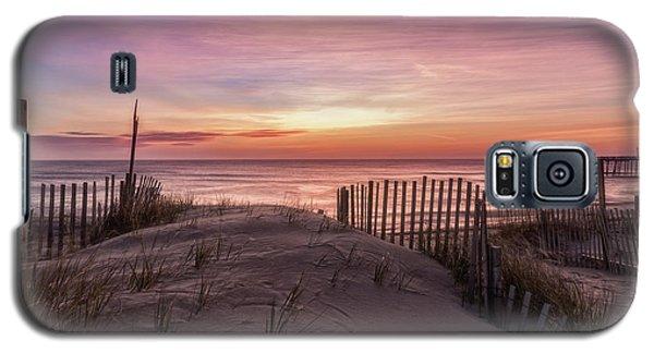 Rodanthe Sunrise Galaxy S5 Case