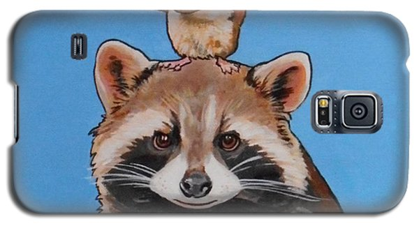 Rodney The Raccoon Galaxy S5 Case