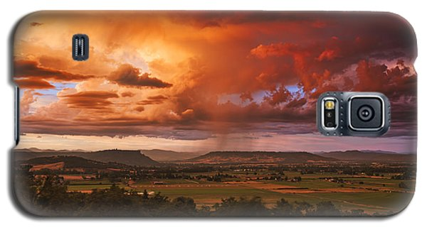 Rogue Valley Sunset Galaxy S5 Case
