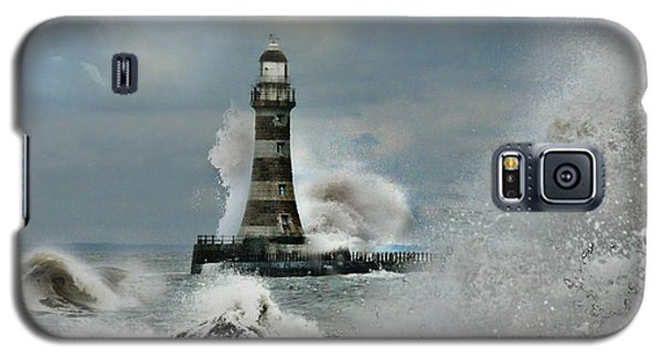 Roker Pier And Lighthouse Galaxy S5 Case