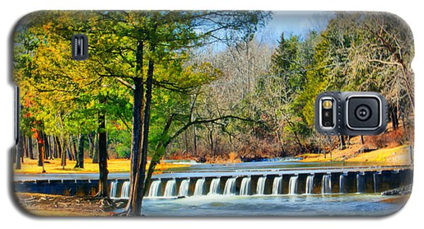 Galaxy S5 Case featuring the photograph Rolling Down The River by Rick Friedle