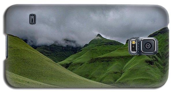 Rolling Green Drakensberg Mountains Galaxy S5 Case