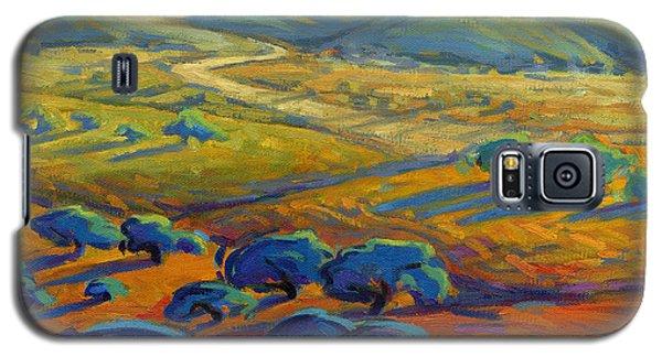 Rolling Hills 3 Galaxy S5 Case