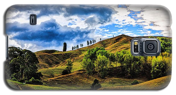 Galaxy S5 Case featuring the photograph Rolling Hills by Rick Bragan