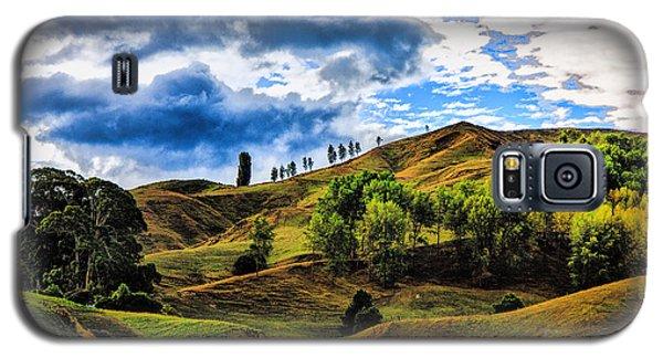 Rolling Hills Galaxy S5 Case by Rick Bragan