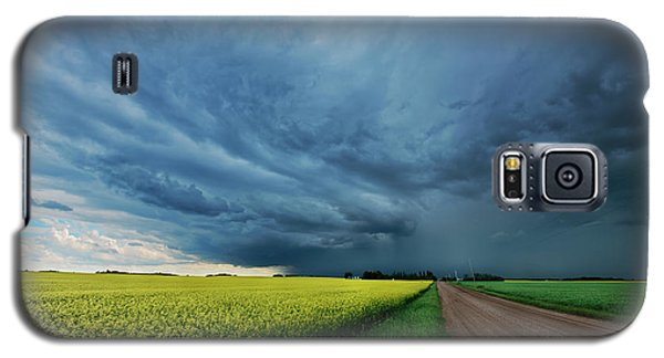 Rolling Storm Galaxy S5 Case