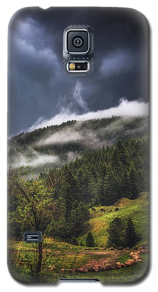 Rolling Through The Trees Galaxy S5 Case