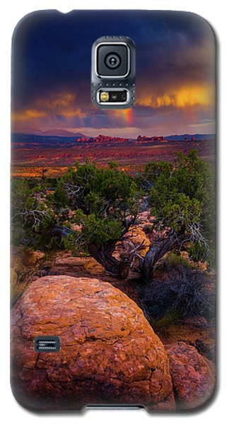Rolling Thunder Galaxy S5 Case