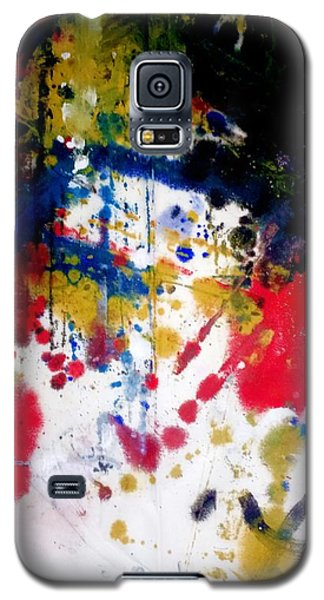 Romak Abstract Galaxy S5 Case by Amy Sorrell