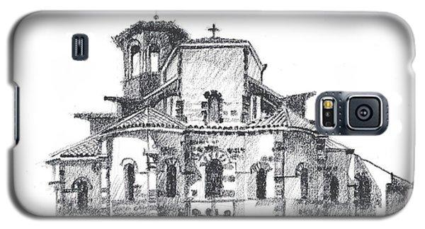 Roman Church At Chamalieres Galaxy S5 Case