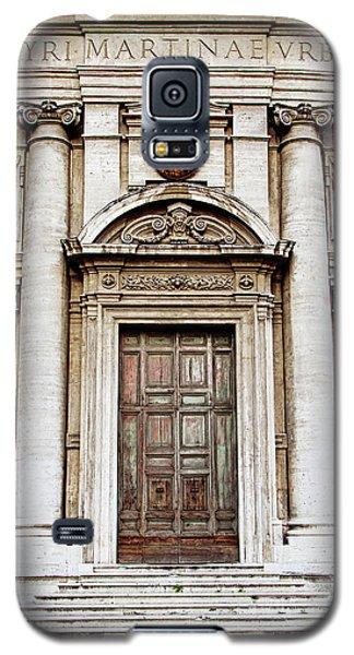 Roman Doors - Door Photography - Rome, Italy Galaxy S5 Case