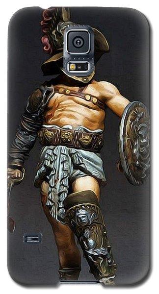 Roman Gladiator - 02 Galaxy S5 Case