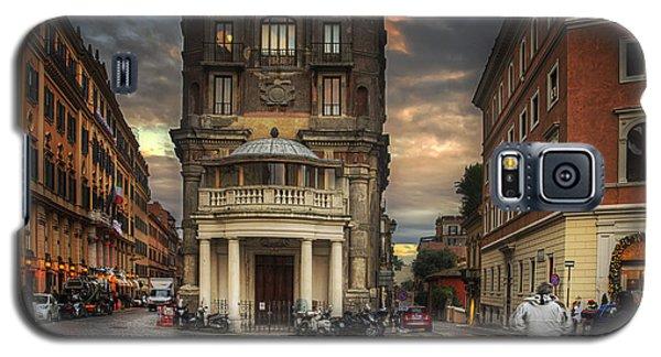 Roman Streets Galaxy S5 Case