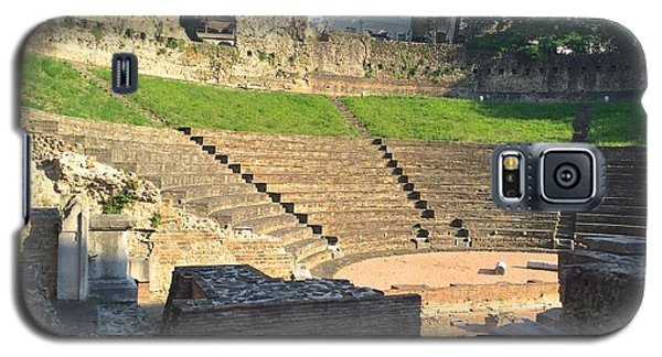 Roman Theater Galaxy S5 Case