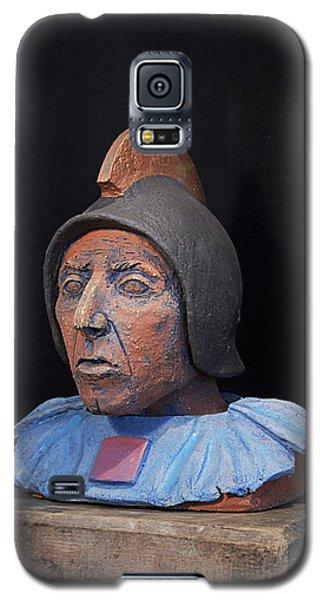 Roman Warrior Roemer - Roemer Nettersheim Eifel - Military Of Ancient Rome - Bust - Romeinen Galaxy S5 Case