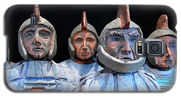 Roman Warriors - Bust Sculpture - Roemer - Romeinen - Antichi Romani - Romains - Romarere Galaxy S5 Case