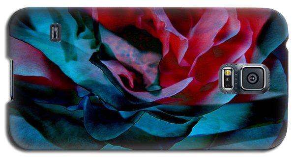 Romance - Abstract Art Galaxy S5 Case