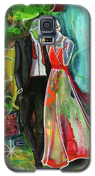 Romance Each Other Galaxy S5 Case