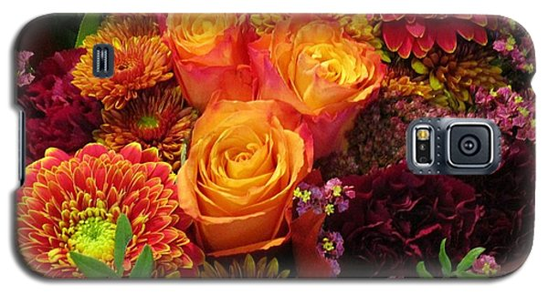Romance Of Autumn Galaxy S5 Case