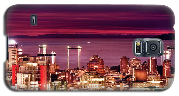 Romantic English Bay Galaxy S5 Case