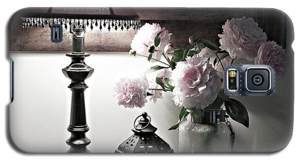 Galaxy S5 Case featuring the photograph Romantic Nights by Sherry Hallemeier