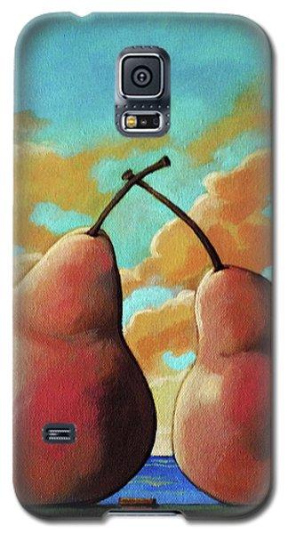 Romantic Pear Galaxy S5 Case
