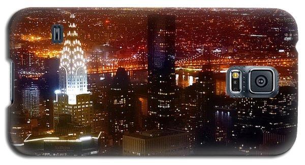 Romantic Skyline Galaxy S5 Case by Az Jackson