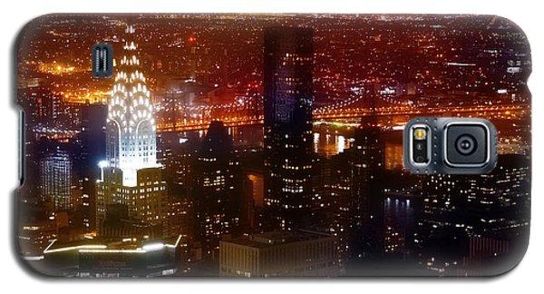 Romantic Skyline Galaxy S5 Case