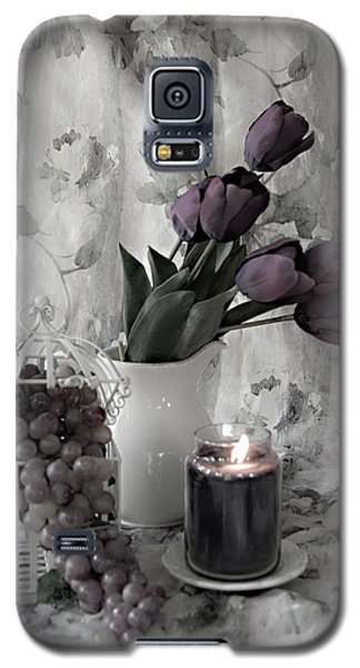 Galaxy S5 Case featuring the photograph Romantic Thoughts by Sherry Hallemeier