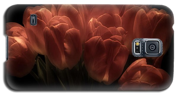 Romantic Tulips Galaxy S5 Case by Richard Cummings