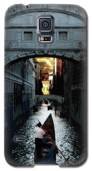 Romantic Venice Galaxy S5 Case