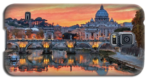Rome And The Vatican City - 01  Galaxy S5 Case