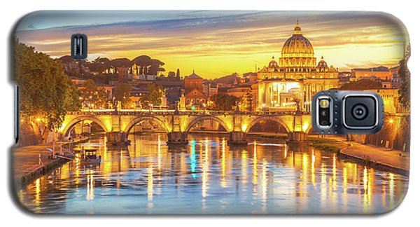 Rome At Twilight Galaxy S5 Case