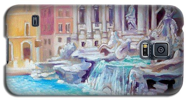 Rome  Italy Galaxy S5 Case