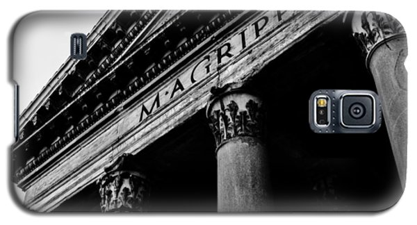 Rome - The Pantheon Galaxy S5 Case by Andrea Mazzocchetti