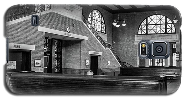 Rome Train Station Galaxy S5 Case