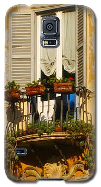 Rome With A View Galaxy S5 Case by Rob Tullis