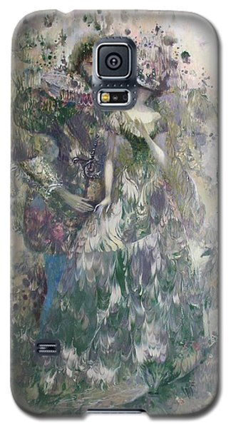 Romeo And Juliet. Monotype Galaxy S5 Case