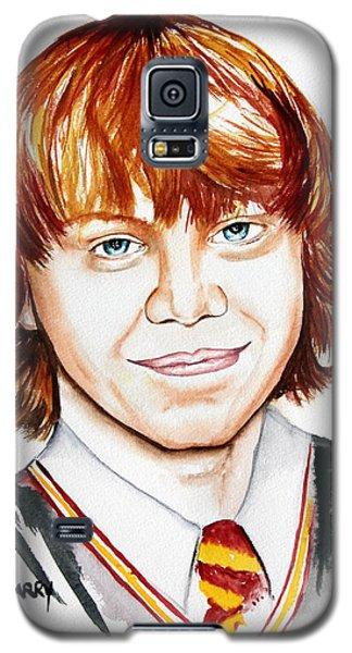 Ron Weasley Galaxy S5 Case