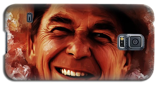 Ronald Reagan  Galaxy S5 Case