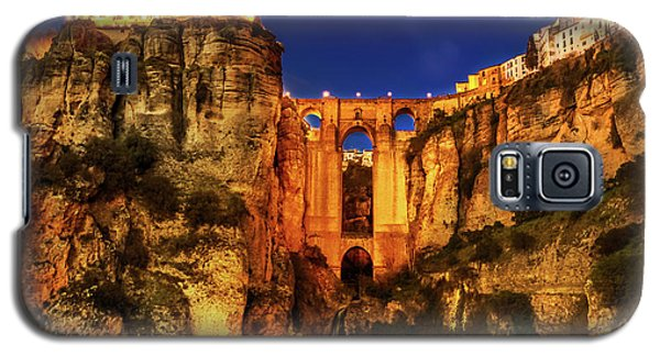 Ronda By Night Galaxy S5 Case