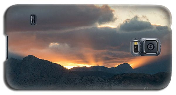 Ronda Sunset Galaxy S5 Case