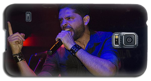 Ronnie Romero 19 Galaxy S5 Case