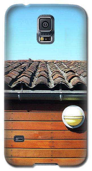 Roofline Ripples Galaxy S5 Case